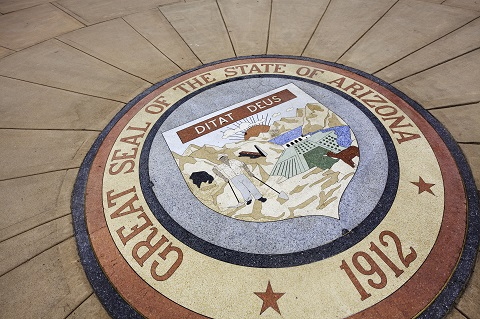 Arizona state seal