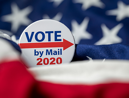 Security of Voting By Mail Image